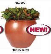 Witt Fiberglass planter 1B-2415SP