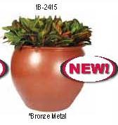 Witt Fiberglass planter 1SP-363636SP