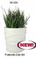 Witt Fiberglass planter 1W-2526SP